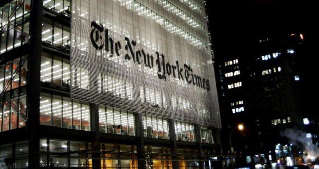 Издание «The New York Times» ответило на претензии МИД Украины по поводу статьи о Крыме