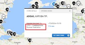 Упс... Вот и Adidas разочаровал украинцев - обозначил Крым российским
