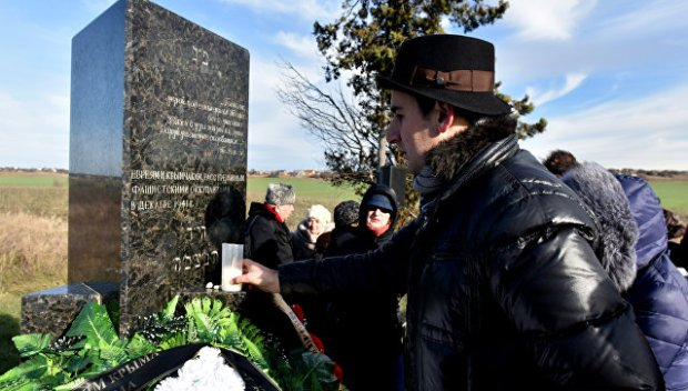 В Симферополе прошел «Марш живых» в память о крымчаках и евреях – жертвах нацизма