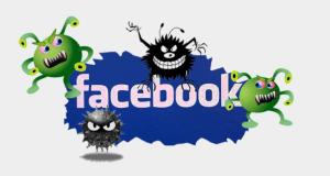 Пользователей Facebook в Украине атакует опасный вирус