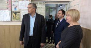 Сергей Аксёнов с рабочей поездкой посетил городской округ Ялта