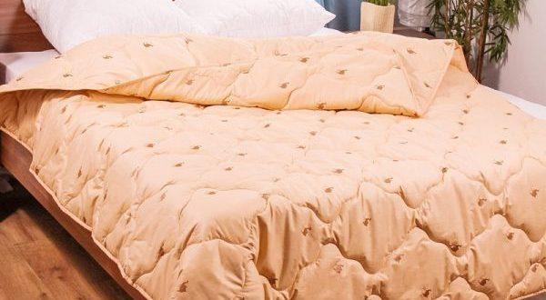"""Зимняя """"спячка""""? Тогда - одеяла из верблюжьей шерсти!"""