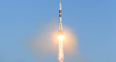 «Поехали!» - третий полёт в космос севастопольского Героя России Антона Шкаплерова