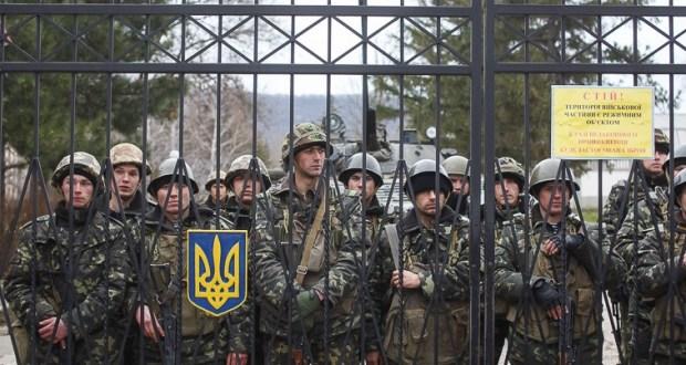 Украинский генерал подал в суд на руководителей «незалэжной». Говорит, «сдали Крым»