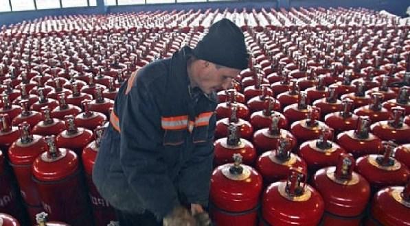 В Крыму установили новые цены на сжиженный баллонный газ
