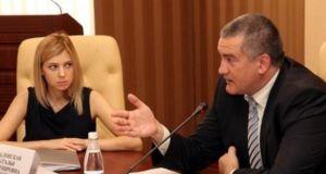 Сергей Аксёнов и Наталья Поклонская вошли в ТОП-50 персон 2017 года по версии «Медиалогии»