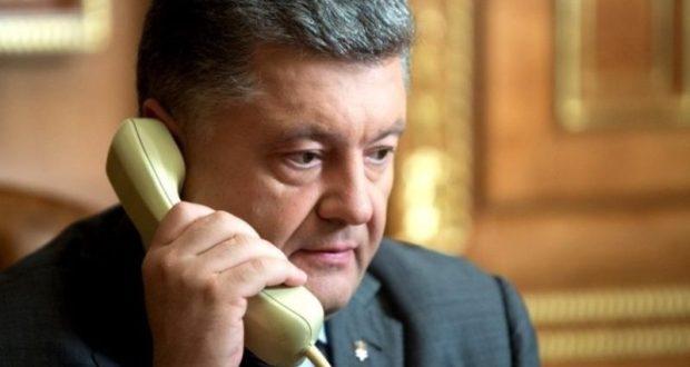 Вот и Порошенко дождался обвинений в «причастности к сдаче Крыма»