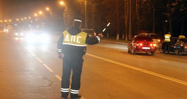 В Севастополе ГИБДД проводит профилактический рейд «Обгон»