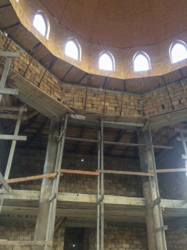 Мусульмане микрорайона Белое-5 в Симферополе строят мечеть - взывают к помощи благотворителей