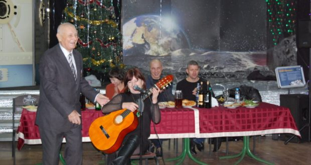 Ветеранские Новогодние Огоньки и севастопольский «Доброволец»