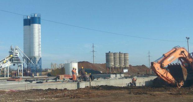 Установка газотурбинных установок на новой Сакской ТЭЦ начнется в конце недели