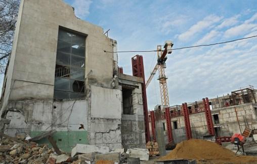 Сергей Аксёнов и Владимир Константинов посетили два инфраструктурных объекта в Симферополе