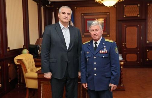В День Героев Отечества – встреча с крымскими Героями