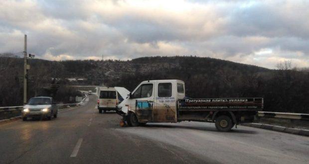 ДТП в Крыму: 23 декабря
