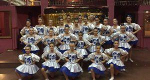 Юные танцоры театра «Золотой ключик» победили на фестивале в Сочи