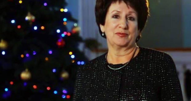 Глава Заксобрания Севастополя Екатерина Алтабаева поздравляет севастопольцев с Новым годом и Рождеством