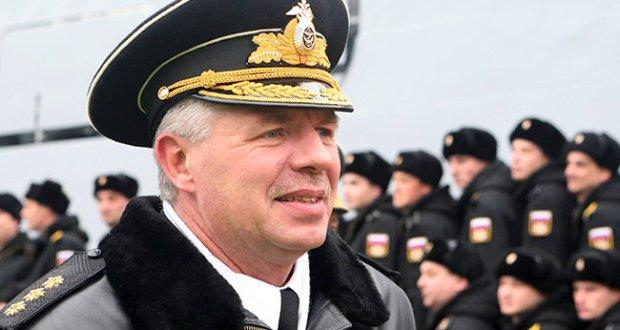 Командующий ЧФ РФ адмирал Александр Витко подвел итоги 2017 года и рассказал о планах на 2018-й