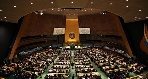 Украина внесла в ООН очередную резолюцию по Крыму