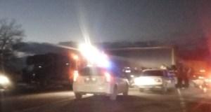 ДТП в Родниковом, под Симферополем. «Hyundai» попал под фуру