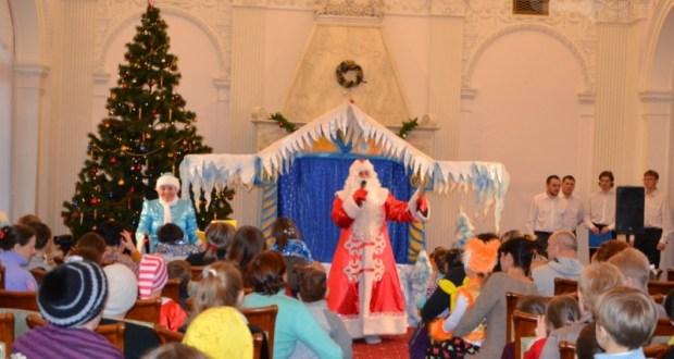В Ливадийском дворце-музее готовят «Чудо обыкновенное» и «Царскую елку»