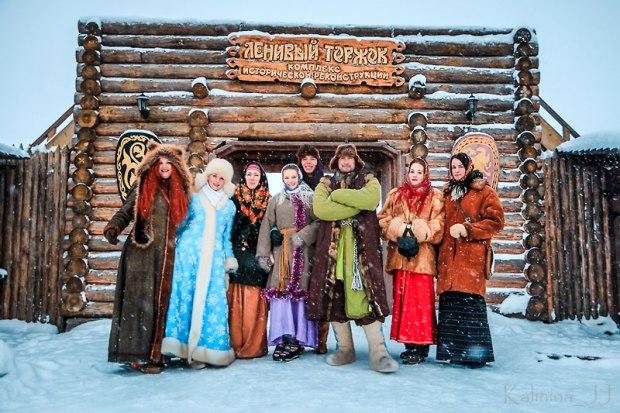 Ломаем шаблоны: Новый год и Рождество в Казани – ярко и незабываемо