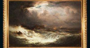 """А картина ли Айвазовского """"Буря на море"""" ушла с аукциона в Праге за 729 тысяч евро?"""