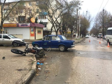 В Севастополе в ДТП погиб изобретатель, создатель электротрайка Александр Кутлыяров