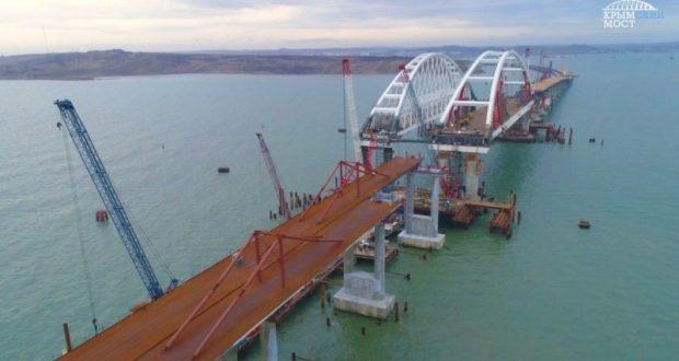 Рецепт асфальта Крымского моста раскрыли журналисту «Вестей»