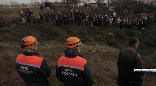 В Старокарантинские каменоломни Керчи спустились более 200 человек
