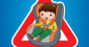 В Евпатории инспекторы ГИБДД проверили безопасность юных пассажиров