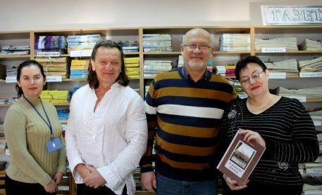 Севастопольский бард представил свою книгу в Донецкой и Луганской народных республиках