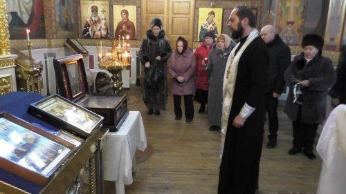 В Симферополь прибыли мощи Преподобных отцов Киево-Печерской Лавры