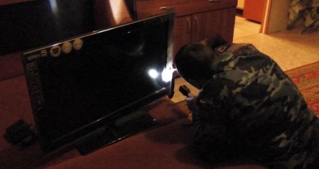 Оперативники в Сакском районе по «горячим следам» задержали подозреваемого в краже