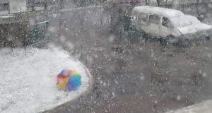 И дождь, и снег, и тепло - погода в Крыму в последние дни января