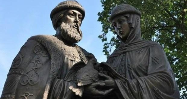 На набережной Ялты установят памятник святым благоверным Петру и Февронии