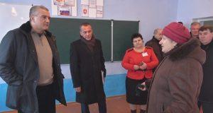 Сергей Аксёнов и крымское правительство отработали день в Судаке
