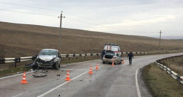ДТП в Крыму: 4 и 5 января
