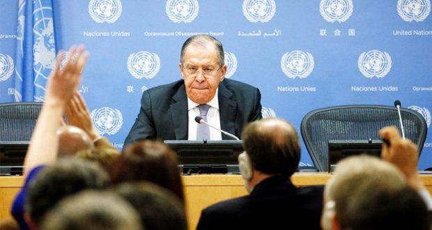 Глава МИД России Сергей Лавров прокомментировал украинский закон о реинтеграции Донбасса