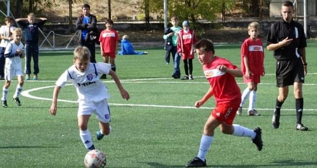 2018 год в Крыму – год детско-юношеского футбола