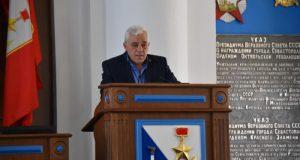 Вице-спикером Заксобрания Севастополя может стать Борис Колесников