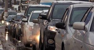 В Севастополе призвали автолюбителей… остаться дома