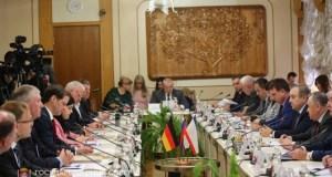 В Государственном Совете Республики Крым прошла встреча с депутатами из Германии