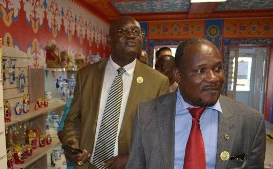 В Крым прибыла делегация из африканской Республики Бенин
