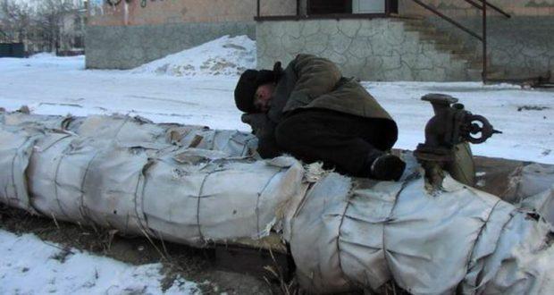 В пункт обогрева в Симферополе бездомных по ночам не пускают