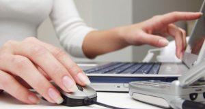 Популярность электронного способа подачи документов в Госкомрегистр Крыма растёт