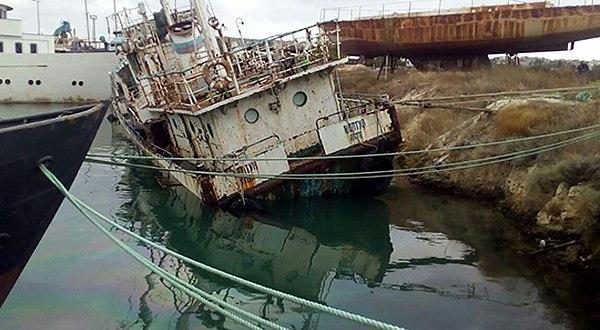 В Севастополе наказали местный ОСВОД за загрязнение моря