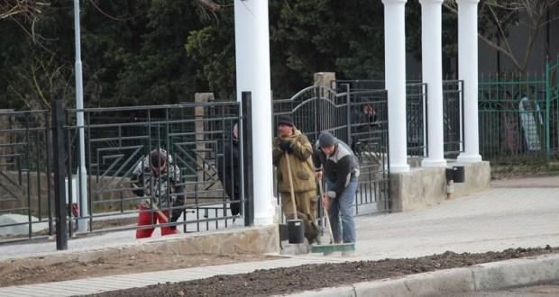 В Севастополе перенесли открытие парка имени Анны Ахматовой