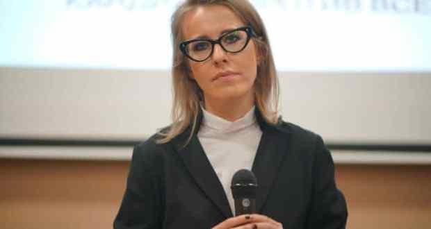 «Метания» Ксении Собчак. В США она признала, что большинство крымчан хотят жить в России