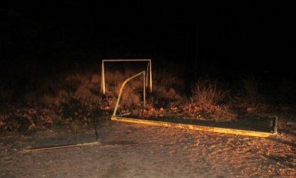 """Трагедия в Севастополе: футбольные ворота """"убили"""" 13-летнего мальчика"""