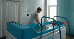 Санаторные учреждения Евпатории принимают детей на оздоровление круглогодично
